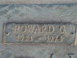 Howard G Aldrich