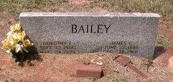 James C Bailey