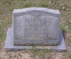 Effie May Adams