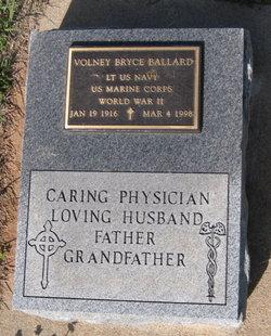 Volney Bryce Ballard