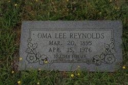 Oma Lee Reynolds