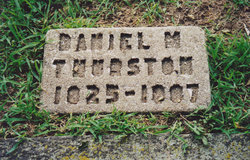 Daniel Marvin Thurston