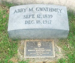 Abby Murray <i>Manly</i> Gwathmey