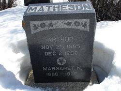 Margaret P <i>Nimmo</i> Matheson
