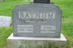 Cleveland G Baynum