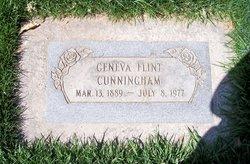 Geneva <i>Flint</i> Cunningham