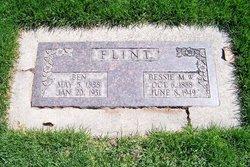 Bessie Maria <i>Webster</i> Flint