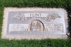 Artie Josephine <i>Manning</i> Flint