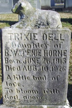 Trixie Dell Horne