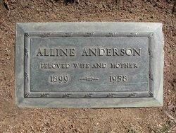 Alline <i>Ewing</i> Anderson