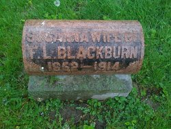 Susanna <i>Millholland</i> Blackburn