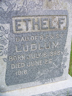 Ethel Frances Ludlum