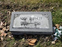 Adda May Barnett