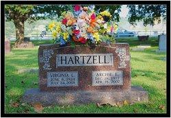 Virginia Lee <i>Bookout</i> Hartzell