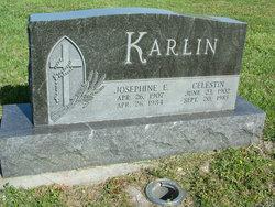 Josephine Elizabeth <i>Staab</i> Karlin