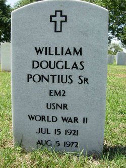 William Douglas Pontius, Sr