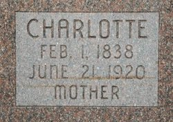 Charlotte <i>Anderson</i> Page