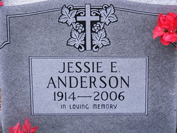 Jessie <i>Earle</i> Anderson