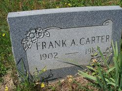 Frank A Carter