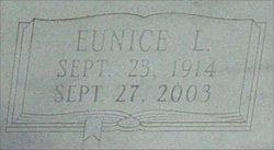 Eunice <i>Lanier</i> Harrell