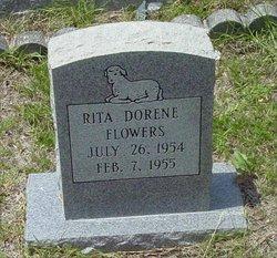Rita Dorene Flowers