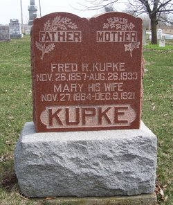 Mary <i>Garling</i> Kupke