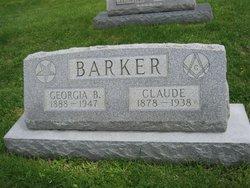 Claude Barker