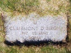 Clairmont D Biron