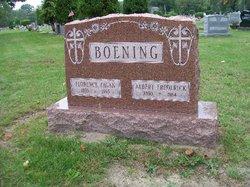 Albert Frederick Boening