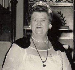 Mrs Elsie Marie <i>Bunch</i> Johnson