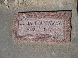 Julia Frances <i>Irwin</i> Attaway