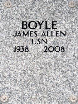 James Allen Boyle
