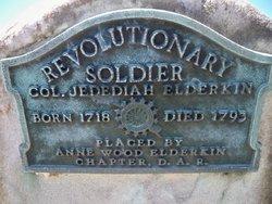 Col Jedediah Elderkin