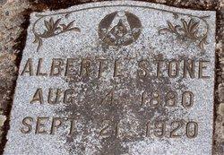 Albert Leroy Stone