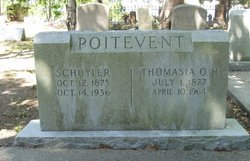 Thomasia Overton <i>Hancock</i> Poitevent