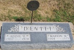 Addie Emerett <i>Caldwell</i> Devitt