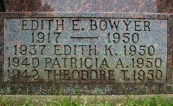Patricia Anne Patty Bowyer