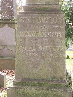 Frederica Andrus