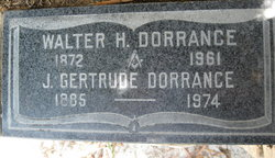 Johanna Gertrude <i>Van de Goorberg</i> Dorrance