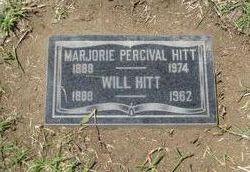Marjorie Percival Hitt