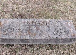 Hattie E <i>McBride</i> Bryant