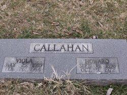 Howard Callahan