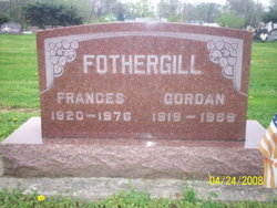 Frances Eloise <i>Arnold</i> Fothergill