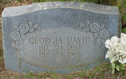 Georgia <i>Berry</i> David