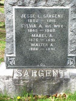 Mabel A Sargent