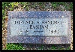 Florence A. <i>Hanchett</i> Basham