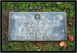Clarence Almon