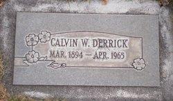 Calvin W Derrick
