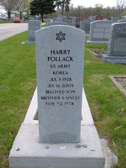 Harry Pollack