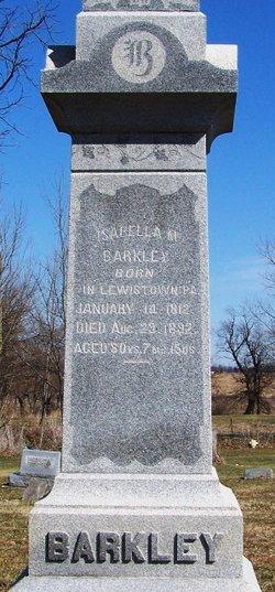 Isabella M Barkley
